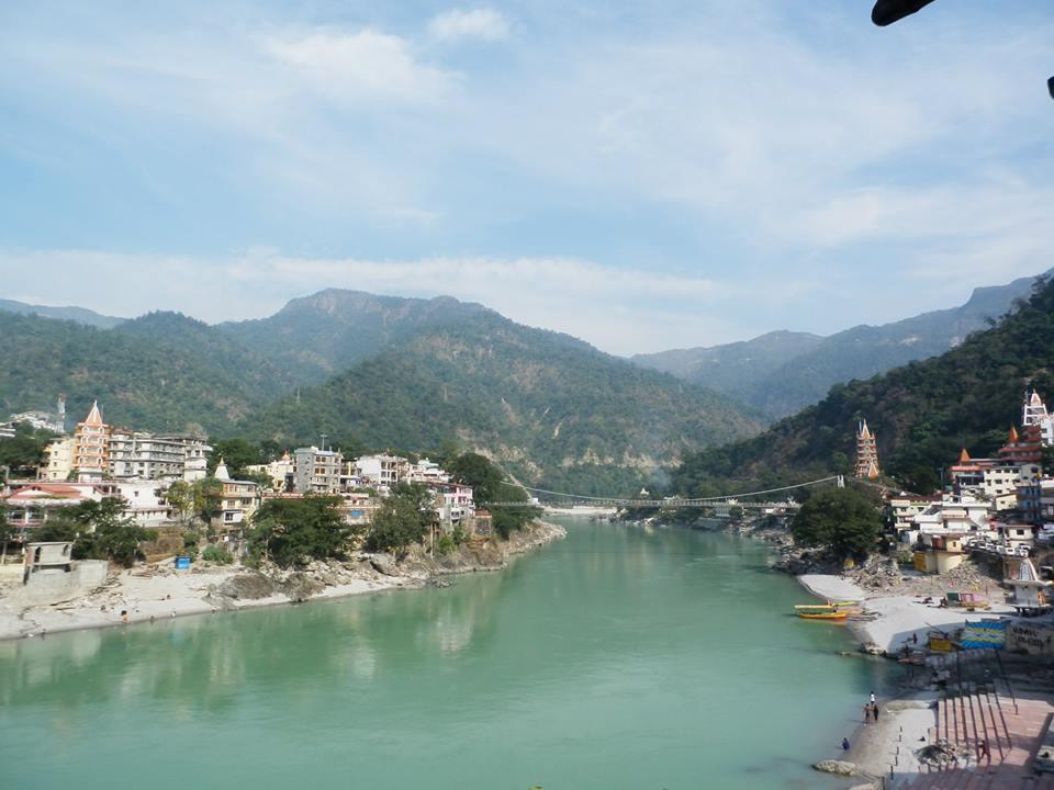 Ganga beautiful pic