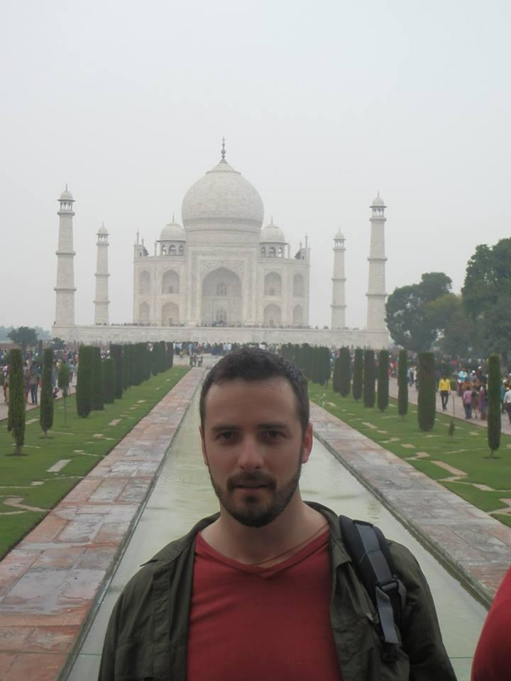 Jeff Taj Mahal